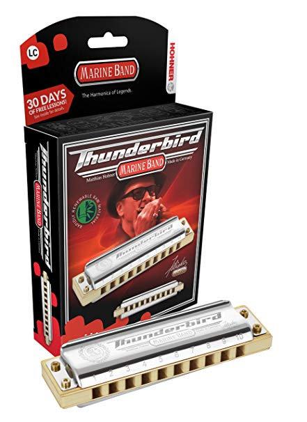 HOHNER Thunderbird Low Tuned Harmonica
