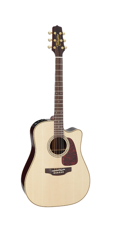 P5DC Takamine Acoustic Guitar with cutaway