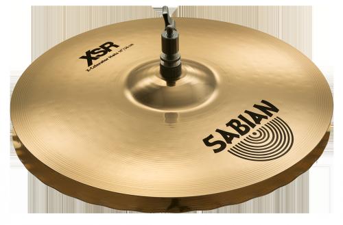 "SABIAN XSR1402LB 14"" XSR X-CELERATOR HATS"