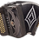 Thumbnail: Hohner Anacleto Rey Del Norte III Compact Metallic Grey