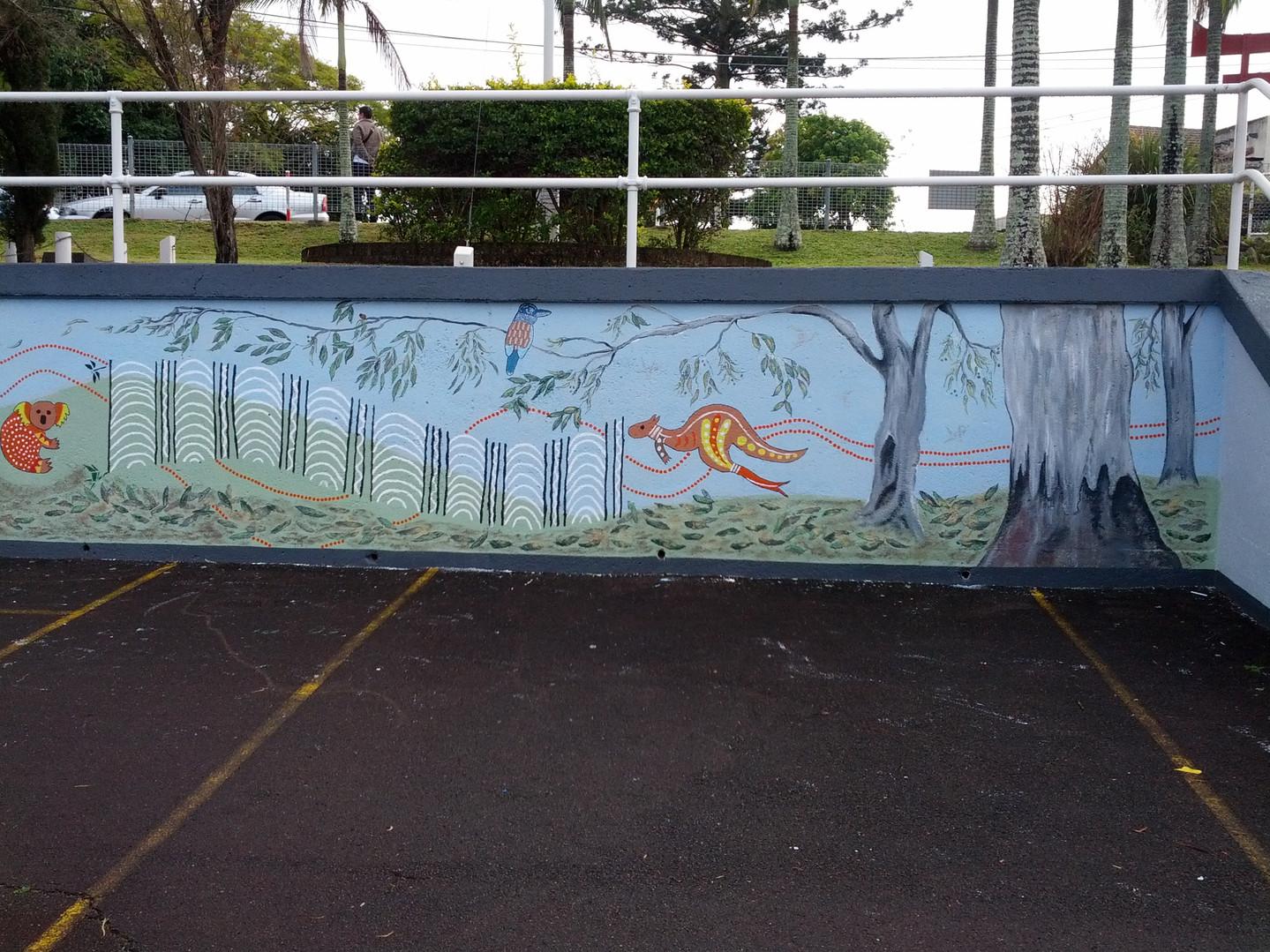 Holland Park State School Mural 2