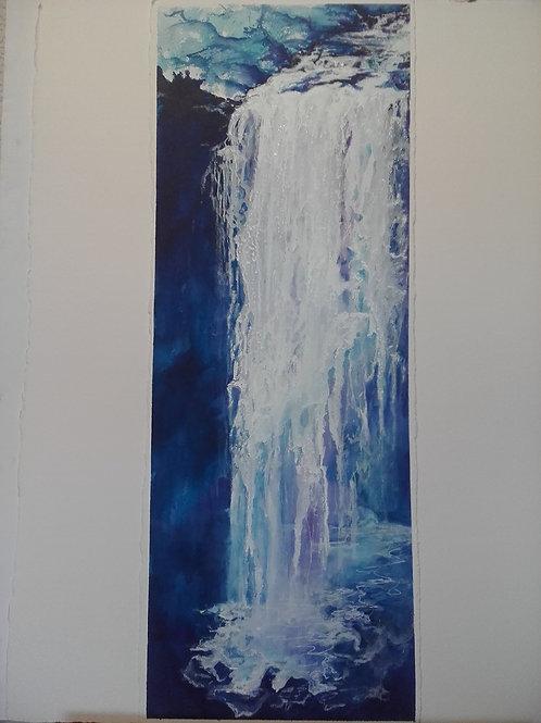 Cascade - Aqua Blue Mist