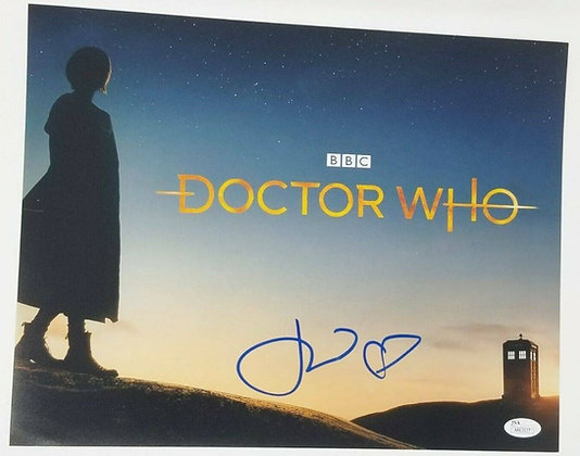 Jodie Whittaker - Dr Who | JSA Authenticated