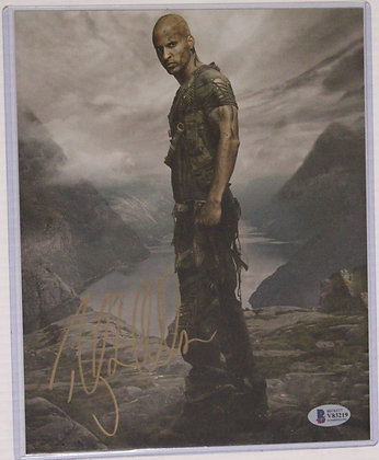 Ricky Whittle - Lincoln - The 100 | Beckett Authenticated