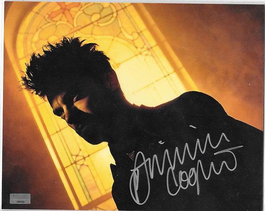 Dominic Cooper - Preacher | Celebrity Authentics Authenticated