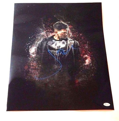 Jon Bernthal - Punisher 16x120 | JSA Authenticated