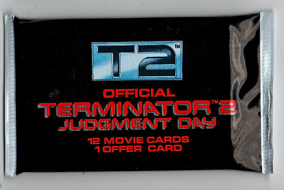 Terminator 2 Trading Card Pack