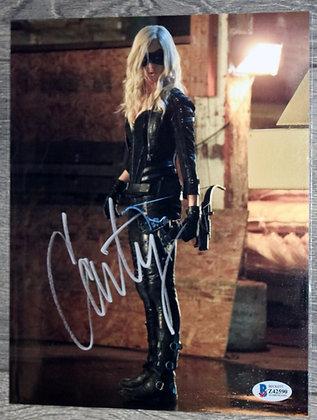 Caity Lotz - Black Canary | Beckett Authentic