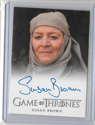 Game of Thrones SUSAN BROWN