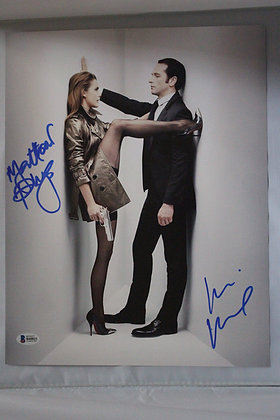 Keri Russell / Matthew Rhys - The Americans | Beckett Authenticated
