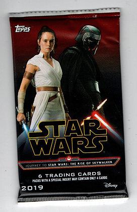 Star Wars Rise of Skywalker 2019