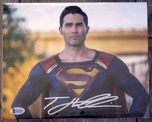Tyler Hoechlin - Superman and Lois | Beckett Authentic