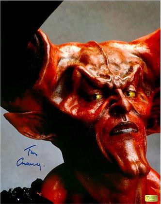 Tim Curry Legend Darkness | Celebrity Authentics