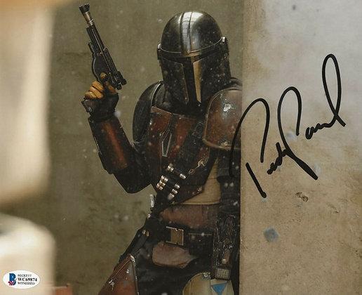 Pedro Pascal - Star Wars - Mandalorian| Beckett Authenticated