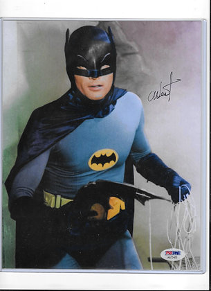 Adam West - Batman | PSA/DNA Authenticated