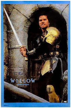 Val Kilmer - willow - madmartigan 24x36 poster | Celebrity Authentics