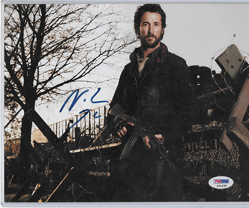Noah Wyle - Falling Skies | PSA/DNA Authenticated