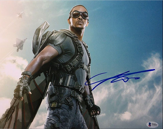 Anthony Mackie - Falcoln | Beckett Authenticated