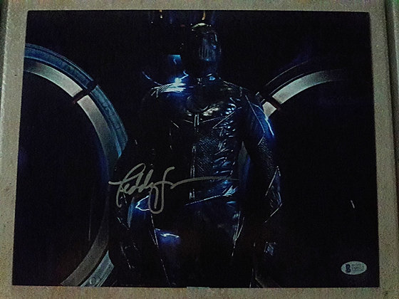 Teddy Sears - Zoom | Beckett Authenticated