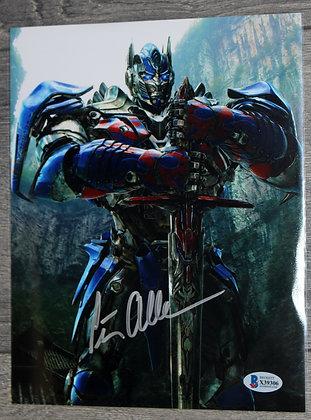 Peter Cullen - Optimus Prime  | Beckett Authenticated