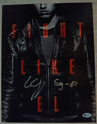 Cameron Cuffe - Krypton | Beckett Authenticated