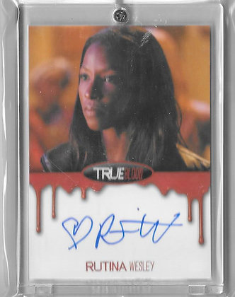 RUTINA WESLEY as Tara True Blood