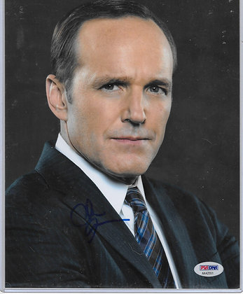 Clark Gregg - Agent Couson | PSA/DNA Authenticated