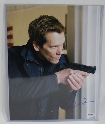 Kevin Bacon - The Following Autograph | PSA/DNA Authenticated