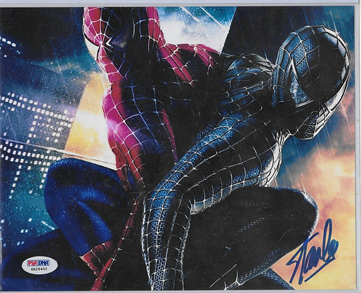 Stan Lee - Marvel Creator| PSA Authenticated