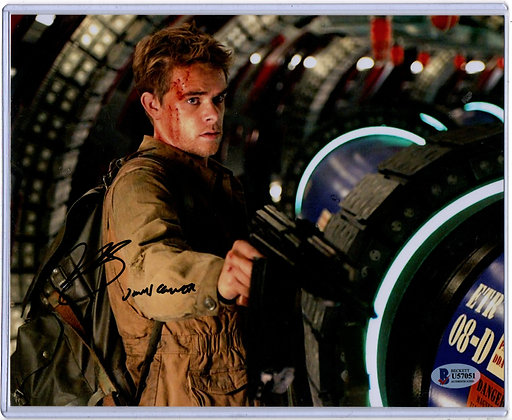 Nick Stahl - John Connor - Terminator 3 | Beckett Authe
