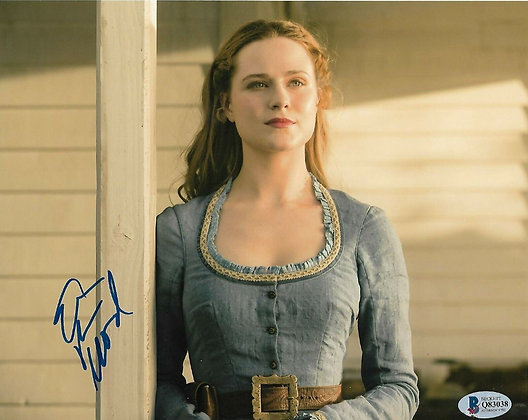 Evan Rachel Wood - Westworld - Dolores | Beckett Authenticated