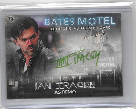 BATES MOTEL IAN TRACEY GREEN INK