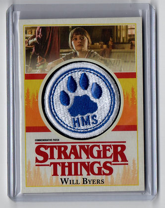 Stranger Things - Will Byers School Patch
