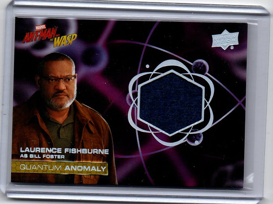 Antman - Lawrence Fishburne as Foster Material