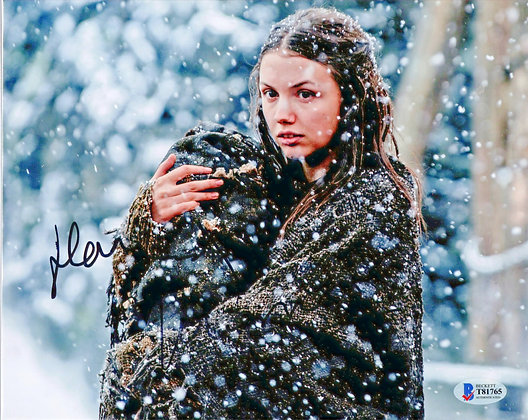 Hannah Murray - Gilly - GOT | Beckett Authenticated