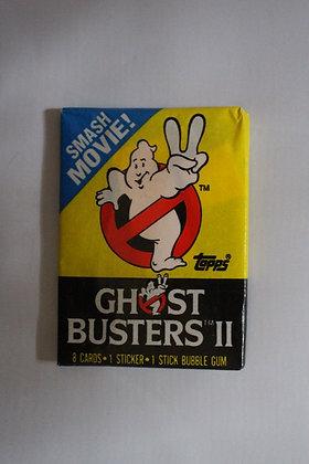 Ghost Busters II 1989 Pack
