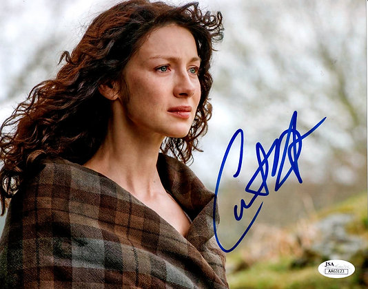 Caitriona Balfe - Claire - Outlander | JSA Authenticated