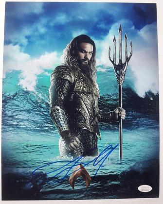 Jason Momoa - Aquaman | JSA Authenticated