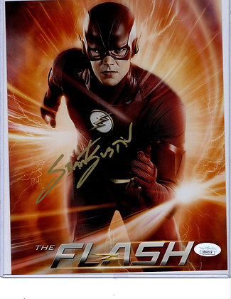 Grant Gustin - Flash | JSA Authenticated