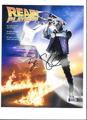 Tye Sheridon - Ready Player One | Beckett Authentication