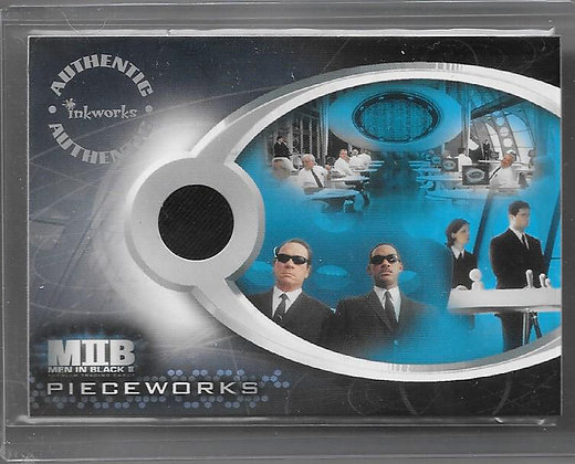 MIB Pieceworks Wardrobe Card