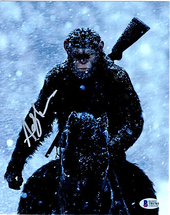Andy Serkis - The Planet of the Apes | Beckett Authenticated