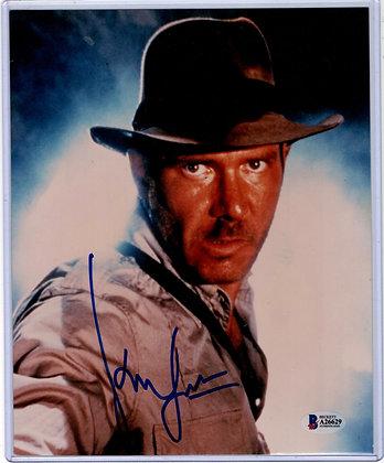 Harrison Ford - Indiana Jones | Beckett Authe
