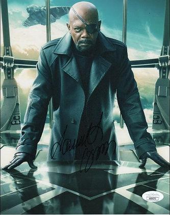 Samuel L Jackson - Nick Fury | JSA Authenticated