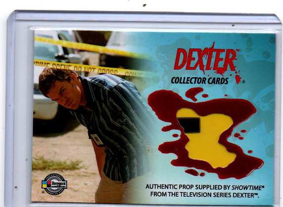 Dexter Authentic Prop