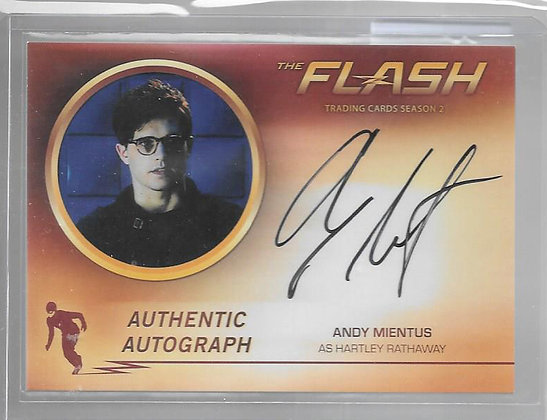 FLASH ANDY MIENTUS