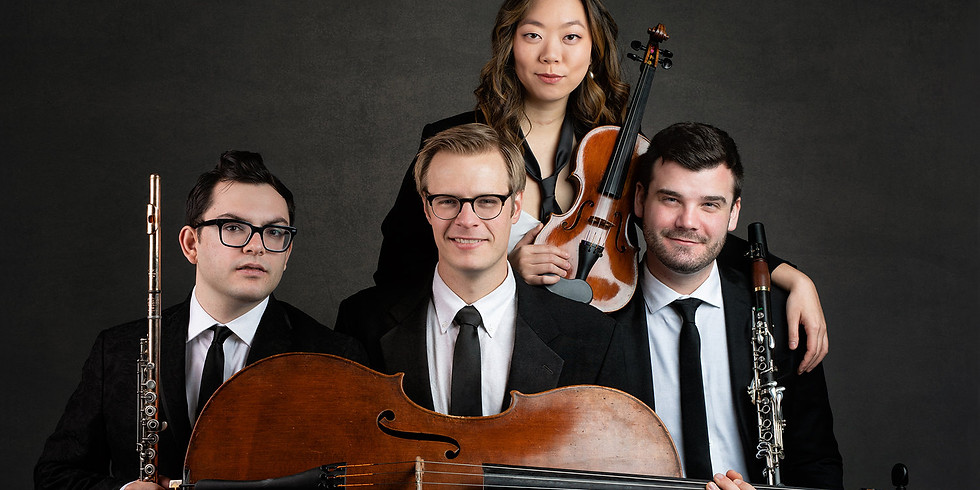 Hub New Music and Hope Wilk   EcoMusic Premiere Concert