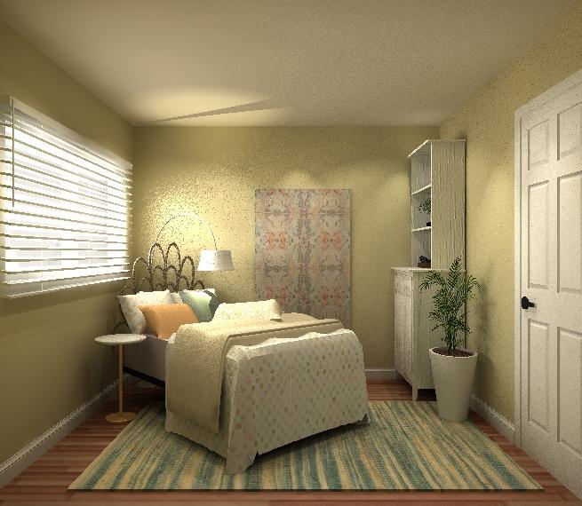 Spare Bedroom Design - Pic 2 July 6