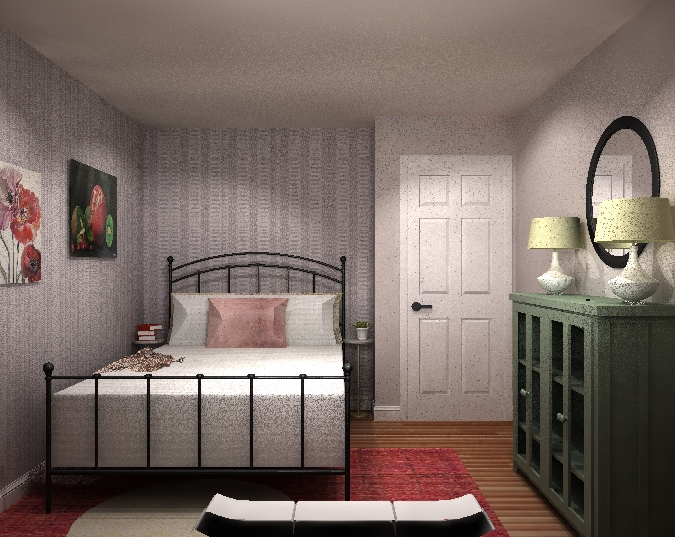 Sharren's Room Option 3- Pic 3 July 15