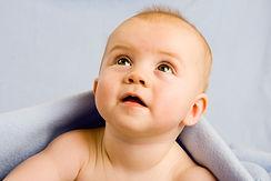 tête plate bébé